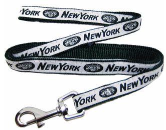 DoggieNation-NFL - New York Jets Dog Leash - Alternate - One-Size
