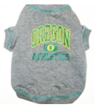 DoggieNation-College - Oregon Ducks Dog Tee Shirt - Small