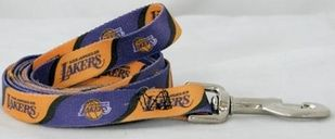 DoggieNation-NBA - Los Angeles Lakers Dog Leash - One size