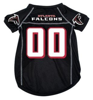 DoggieNation-NFL - Atlanta Falcons Dog Jersey - Medium