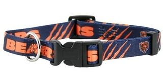 DoggieNation-NFL - Chicago Bears Dog Collar - Small