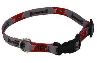 DoggieNation-NFL - Tampa Bay Buccaneers Dog Collar - Medium