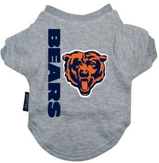 DoggieNation-NFL - Chicago Bears Dog Tee Shirt - Large