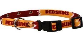 DoggieNation-NFL - Washington Redskins Dog Collar - Small
