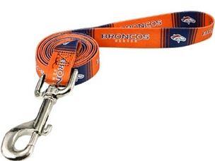 DoggieNation-NFL - Denver Broncos Dog Leash - One Size