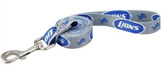 DoggieNation-NFL - Detroit Lions Dog Leash - One Size