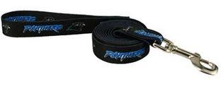 DoggieNation-NFL - Carolina Panthers Dog Leash - One Size
