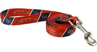 DoggieNation-NFL - Houston Texans Dog Leash - One Size