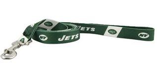 DoggieNation-NFL - New York Jets Dog Leash - One Size