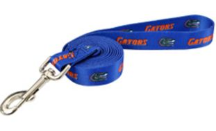DoggieNation-College - Florida Gators Dog Leash - OneSize