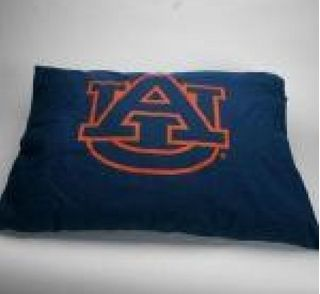 DoggieNation-College - Auburn Dog Pillow - One Size