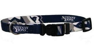 DoggieNation-College - Penn State Dog Collar - Large