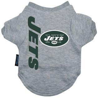 DoggieNation-NFL - New York Jets Dog Tee Shirt - Xtra Large