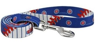 DoggieNation-MLB - Chicago Cubs Dog Leash - One Size