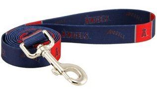 DoggieNation-MLB - Los Angeles Angels Dog Leash - One Size