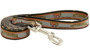 DoggieNation-MLB - Pittsburgh Pirates Dog Leash - One Size