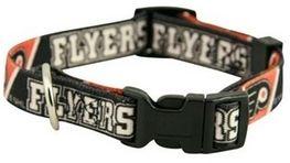 DoggieNation-NHL - Philadelphia Flyers Dog Collar - Small