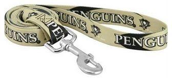 DoggieNation-NHL - Pittsburgh Penguins Dog Leash - One-Size