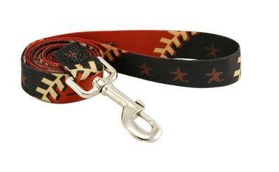 DoggieNation-MLB - Houston Astros Dog Leash - One- Size