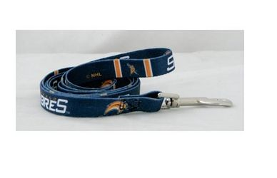 DoggieNation-NHL- Buffalo Sabres Dog Leash - One- Size