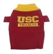 DoggieNation-College - USC Trojans Dog Sweater - Small
