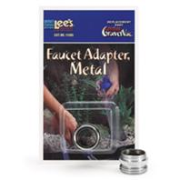 Lee's Aquarium And Pet - Ultimate Faucet Adapter - Metal