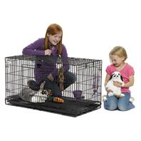 Midwest Container - Wabbitat Rabbit Cage - 37 X 19 X 20 Inch