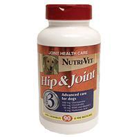 Nutri-Vet - Hip and Joint Vet Strength - 90 Count