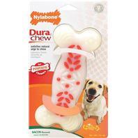 Nylabone - Dura Chew Plus Bone - Bacon - Sopuer