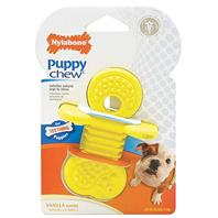 Nylabone - Rhino Puppy Teether - Yellow - Small