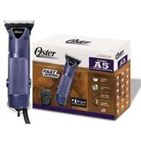 Oster - Turbo A5 Two Speed Clipper - Blue