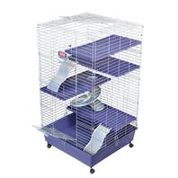 Super Pet - Kaytee Multi Level Home - 24 X 24 Inch