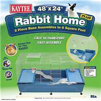 Super Pet - Kaytee Rabbit Home - 48 X 24 Inch