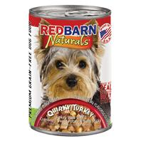 Redbarn Pet Products - Redbarn Naturals Quirky Turkey Can - 13.2 oz
