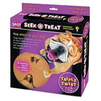 Ethical Dog - Spot Seek-A-Treat Advanced Challenge Triple Twist