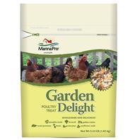 Manna Pro - Garden Delight Poultry Treat - 2.25 Lb