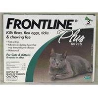 F.C.E. Inc - Frontline Plus Cat - 3 Pack