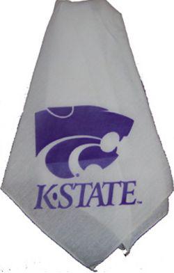 DoggieNation-College - Kansas State Dog Bandana - OneSize
