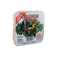 C AND S Products - Orange Treat Picture Label - 11 oz