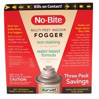 Durvet/Pet - No-Bite Fogger 3 Pack Saving