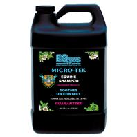 Eqyss Grooming Products - Micro-Tek Medicated Shampoo - 1 Gallon