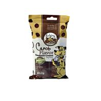 Exclusively Pet - Sandwich Creams Dog Treats - Carob - 8 oz