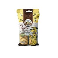 Exclusively Pet - Vanilla Sandwich Cr?mes Dog Treats - Vanilla - 8 oz