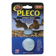 Zoo Med - Pleco Banquet Block - .45 Ounce