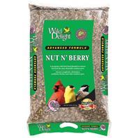 D&D Commodities - Wild Delight Nut N  Berry Wild Bird Food - 20 Lb