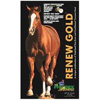 Manna Pro - Equine - Renew Gold Supplement - Black - 30 Lb