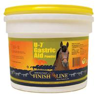 Finish Line - U-7 Gastric Aid Powder - White - 3.2 Lb