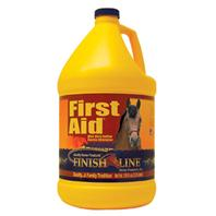 Finish Line - First Aid Medicated Shampoo - 128 oz