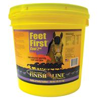 Finish Line - Feet First Hoof N Coat - 9 Lb