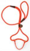 Mendota Pet - Dog Walker - Red - 3/8 Inch x 4 Feet